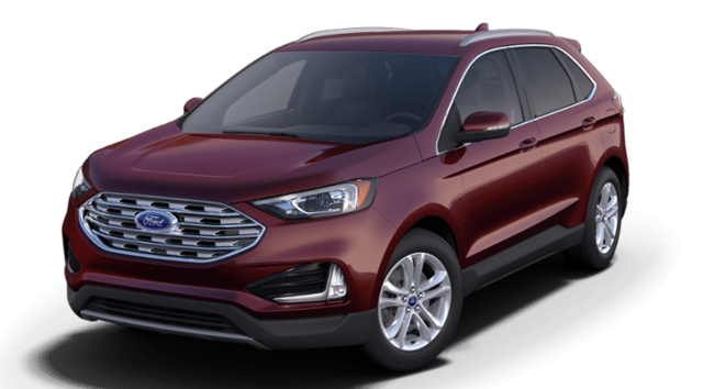 New 2019 Ford Edge SEL Crossover for Sale in North Platte, NE